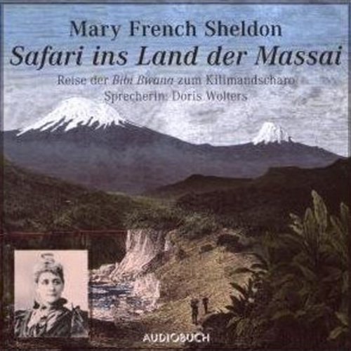 Safari ins Land der Massai  By  cover art