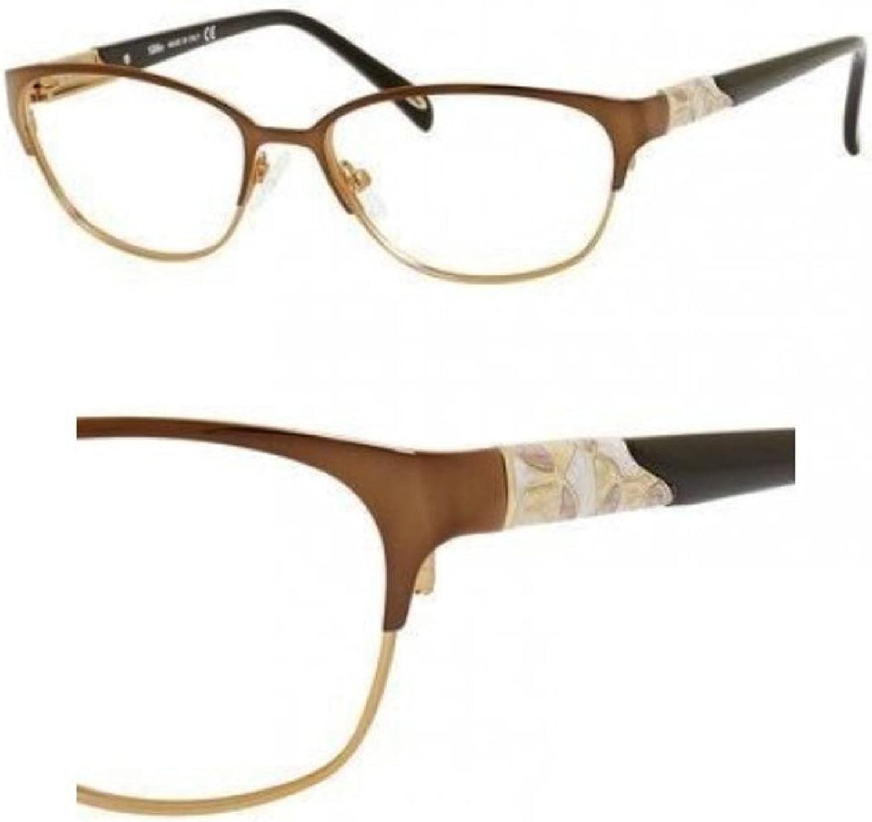 Emozioni Emozioni 4360 0DU7 Brown gold Eyeglasses