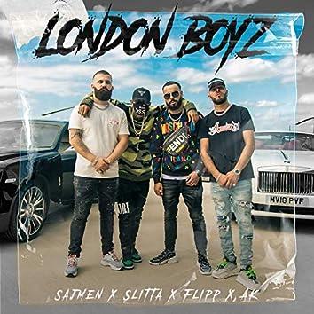London Boyz (feat. Slitta, Flipp & AK)