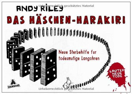 Das Häschen-Harakiri: Neue Sterbehilfen für todesmutige Langohren