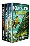 The DCI Jack Logan Collection Books 4-6: A Scottish Crime Fiction Series (DCI Jack Logan Collected Editions Book 2) (English Edition)