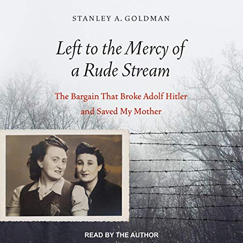 Left to the Mercy of a Rude Stream audiobook cover art