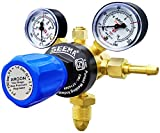 SEEMA® Two Stage Argon Gas Pressure Regulator (ISI Certified)