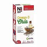 NS Nutricional System Omega-3 Chia, 60Cápsulas