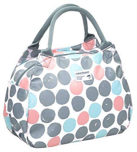 New Looxs Handtasche Tosca Midi Dots Multicolor