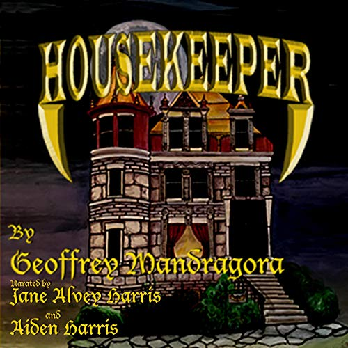 Housekeeper  By  cover art