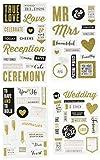 Unbekannt Me & My Big Ideas Spanplatte Wert Pack-Our Hochzeit