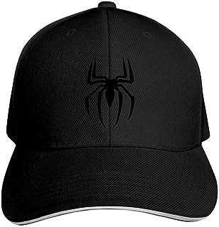 a1d1c615b5ff7 Unisex Spider-Man V-enom Hip Hop Baseball Cap Adjustable Peaked Sandwich Hat