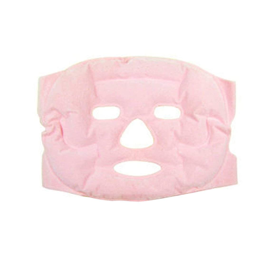 DeeploveUU 快適な美容フェイスリフトマスクトルマリン磁気療法マッサージアンチリンクルモイスチャライジングヘルスケアフェイスマスク