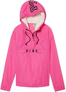 Best pink sherpa lined anorak jacket Reviews