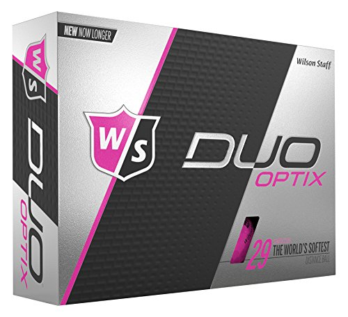 Wilson Staff DUO Optix Golf Ball