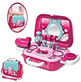 Cltoyvers Pretend Makeup for Girls, Kids Pretend Play...