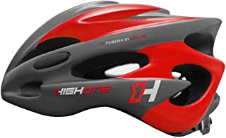 Capacete Bike Mtb High One Volcano C/Regul e Led Var. Cores