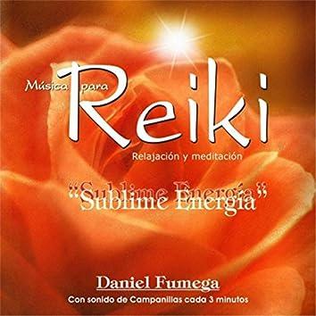 Reiki Sublime Energía