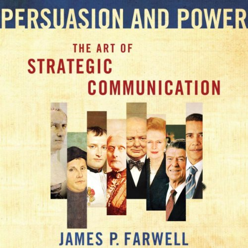 Persuasion and Power audiobook cover art