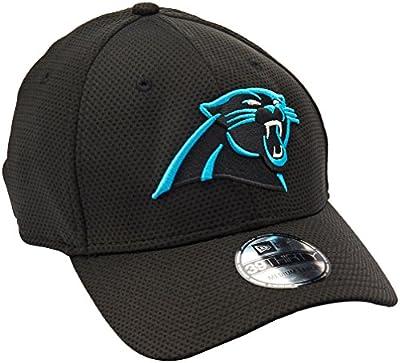 New Era 39Thirty Hat Carolina Panthers 2016 NFL Sideline On Field Black Cap