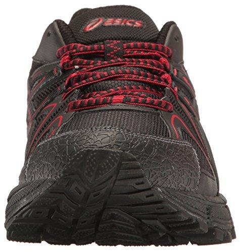 ASICS Zapatillas de Correr para Hombre Gel-Kahana 8, Color Negro, Talla 43 EU