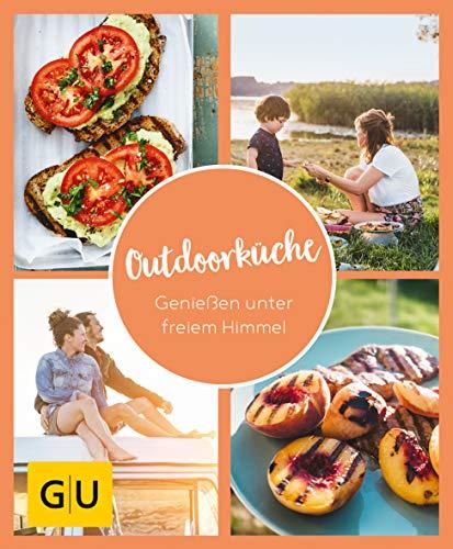 GU Aktion Ratgeber Junge Familien - Outdoorküche: Genießen unter freiem Himmel (GU KüchenRatgeber)