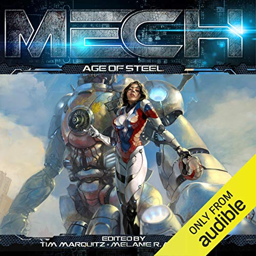 MECH: Age of Steel audiobook cover art