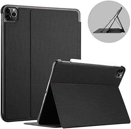 ProCase iPad Pro 12 9 Case 2020 2018 Support Apple Pencil 2 Pairing Charging Slim Protective product image