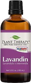 Plant Therapy Lavandin Essential Oil 100 mL (3.3 oz) 100% Pure, Undiluted, Therapeutic Grade