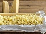 Fonduekäse 'Klassisch' - Mischung frisch gerieben - 500g Portion für 2 bis 3 Personen - Naturbelassen / Laktosefrei - Fondue Käse - Käsefondue - Käse Fondue - Käsemischung Fondue