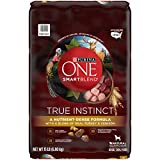 Purina ONE High Protein Natural Dry Dog Food, SmartBlend True Instinct With Real Turkey & Venison - 15 lb. Bag