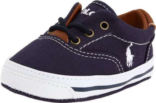 Ralph Lauren Baby Canvas Shoes