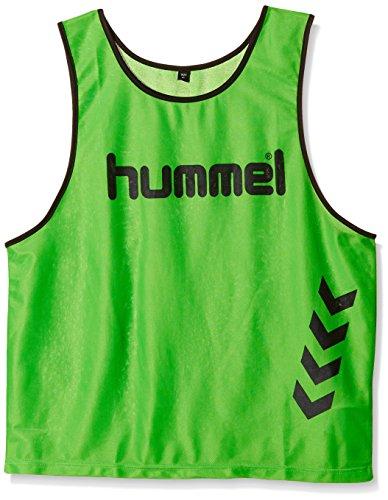 Hummel Unisex Leibchen Fundamental Training Bib, neon green, XL, 05-002-6057