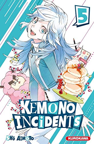 Kemono Incidents Edition simple Tome 5