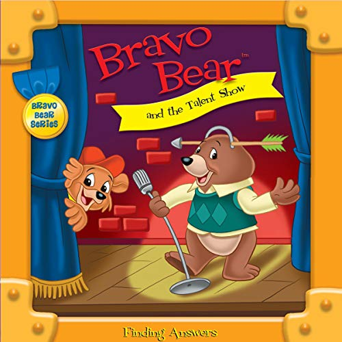 Bravo Bear and the Talent Show Audiobook By Christian Hainsworth cover art