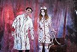 Puzzle 1000 piezas Disfraz de enfermera de doctor de halloween disfraz de cosplay para adultos fiesta catsuit fantasma zombie disfraz de vampiro pareja ropa con cremallera puz50x75cm(20x30inch)