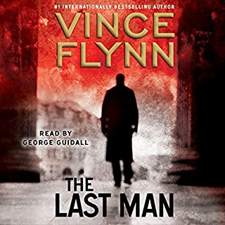 The Last Man audiobook cover art