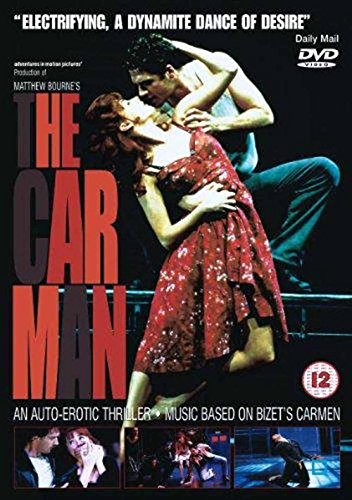 The Car Man Reino Unido DVD