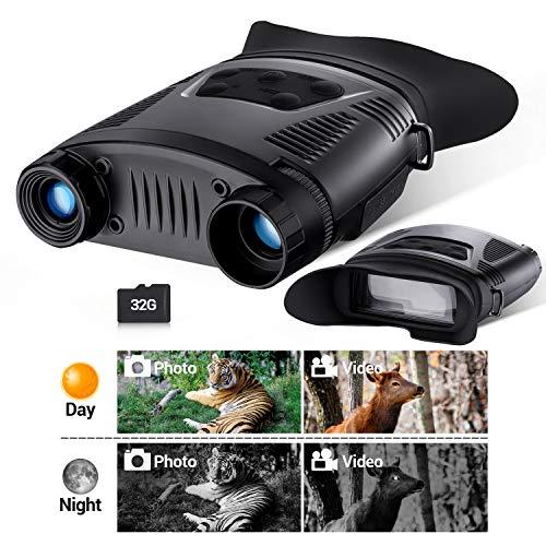 BEBANG Lightweight Night Vision Binoculars, 3.5'' Large...