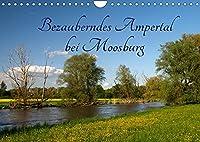 Bezauberndes Ampertal bei Moosburg (Wandkalender 2022 DIN A4 quer): Stimmungsvolle Fotografien aus dem bezaubernden Ampertal bei Moosburg (Monatskalender, 14 Seiten )