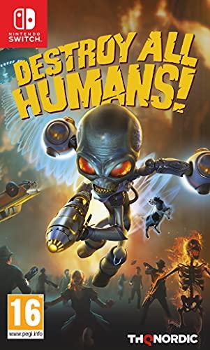 Destroy All Humans Remake !