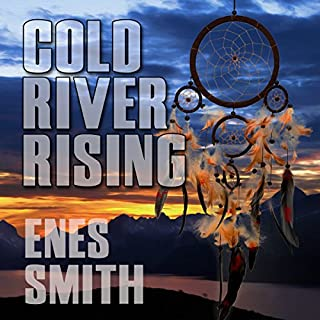 Cold River Rising audiobook cover art