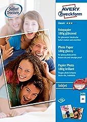 AVERY Zweckform 2496 Classic Inkjet