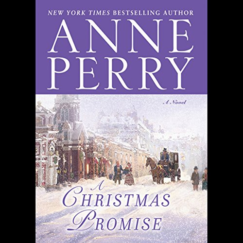 A Christmas Promise audiobook cover art