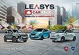 Iscrizione abbonamento Leasys CarCloud 2021 City Hybrid | Fiat Panda e 500