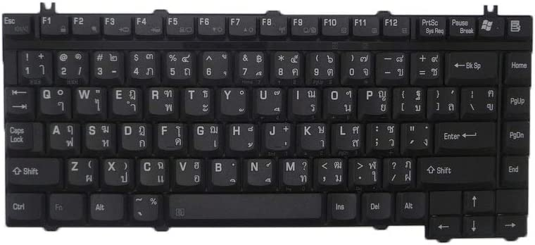 Laptop Keyboard for Toshiba Satellite A10 A5 A35 A15 A25 overseas Ranking TOP19 A40 A45