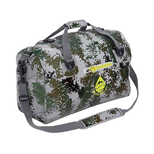 Skog Å Kust DuffelSak Waterproof Duffel Bag | 60L...