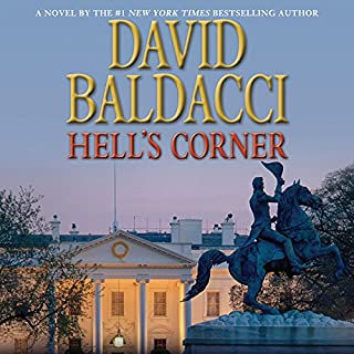 Hell's Corner audiobook cover art