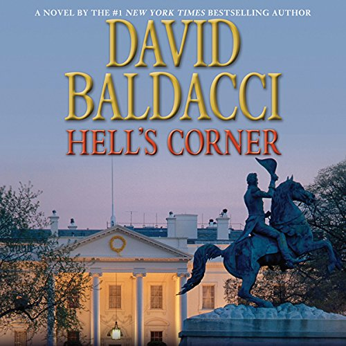 Hell's Corner cover art