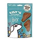 Lily's Kitchen Dog Treats Mighty Duck Mini Jerky (8 x 70 g)