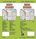 Reno / Sparks, Nevada Street Map