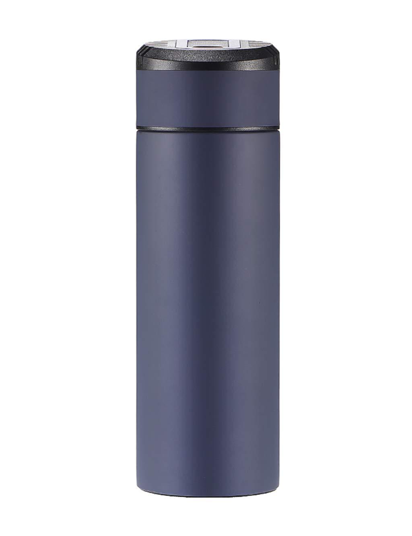 FANGFA ステンレス鋼の真空フラスコの男性と女性ファッションの創造性の真空水のカップ(4色、2サイズ利用可能) (色 : 1#, サイズ さいず : D*H:6.8*19.1cm)