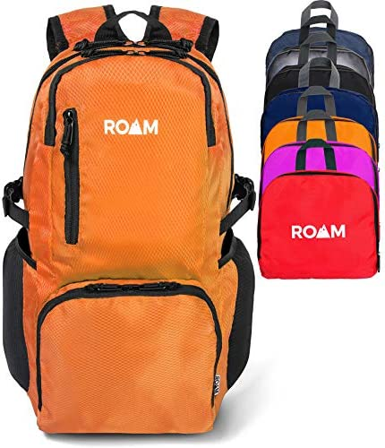 Roam 25L Hiking Daypack Lightweight Packable Backpack Rainproof for Travel Camping Foldable product image
