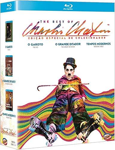 The Best Of Charles Chaplin - Edição Especial de Colecionador